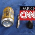 CNN 'Source' is ISIS Magazine – Claims a 'Schweppes Bomb' Brought Down Russian Airliner