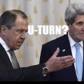 U-Turn? Kerry Now Says: 'U.S. NOT Seeking Regime Change in Syria'