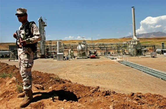 Kurds-Oil