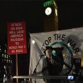 London's Protesters Express Outrage On Eve of Cameron's Vote to Bomb Syria