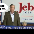 'Meet Jeb' – Going For Your Sympathy Vote