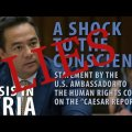 """EXPOSED: The """"Caesar"""" Fraud That Undermined Syrian Peace Negotiations"""