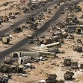 IRAQ 1991: US Carpet Bombs 'Highway of Death'