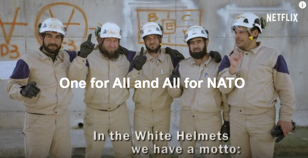 Image result for the white helmets movie