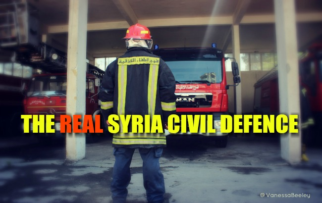 EXCLUSIVE: The REAL Syria Civil Defence Exposes Fake 'White Helmets' as Terrorist-Linked Imposters
