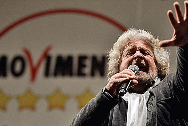 Italy Moves Closer to a BREXIT – 5 Star Movement Poised to Challenge for Leadership Role