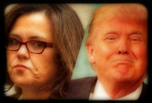 Rosie O'Donnell Thinks Martial Law is in Order to Prevent a Trump Presidency