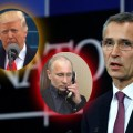 Stoltenberg: NATO Shares Trump's Desire for Dialogue with 'Assertive Russia'