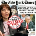 FAKE NEWS WEEK: How Mainstream Media 'Fake News' Led to the U.S. Invasion of Iraq