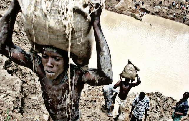 AFRICA: The Role of Oxfam, Unicef, Live Aid in the Systematic Destabilization of African Nations