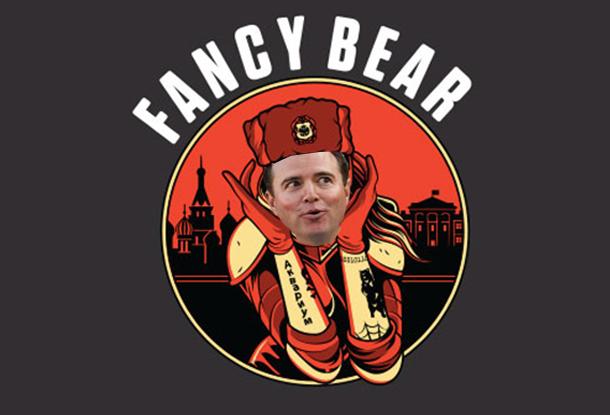 1 Fancy Bear