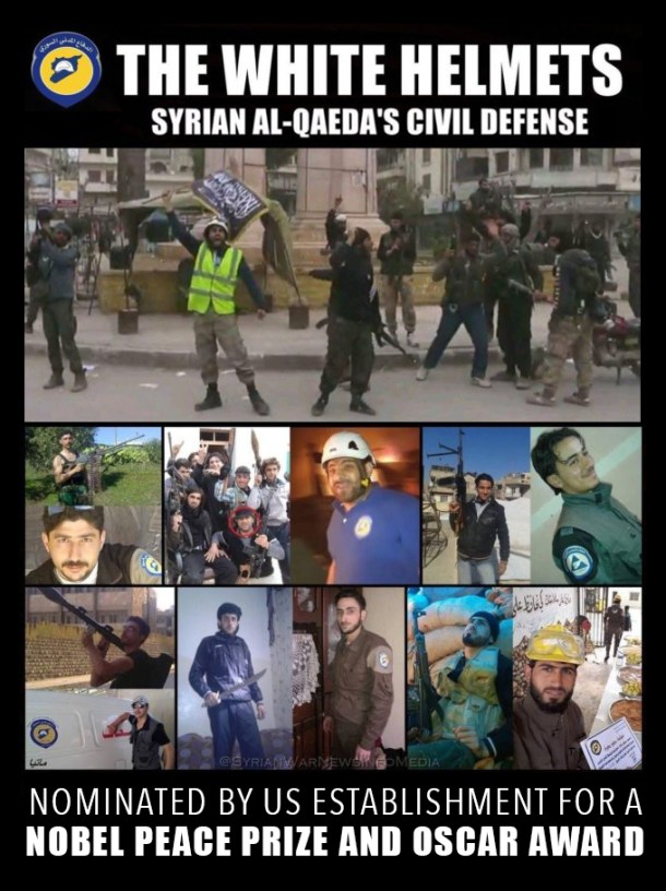 3.5 White Helmets Terrorists