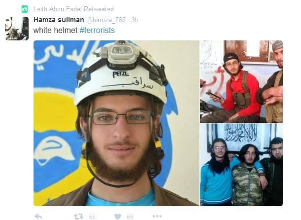 44 White Helmets Terrorists
