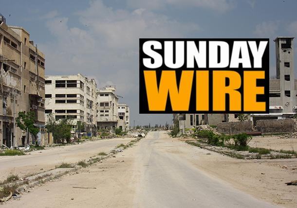 Episode #183 – SUNDAY WIRE: 'Syria's Long War - Part 1' with guests Patrick Henningsen and Pierre Le Corf