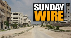 Episode #183 – SUNDAY WIRE: 'Syria's Long War – Part 1' with guests Patrick Henningsen and Pierre Le Corf