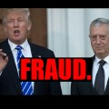 Intel Vets Slam Trump's 'Chemical Weapons' Fraud in Syria