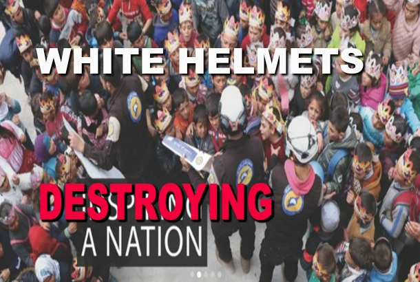 WHITE HELMETS: Blasphemous Whitewash of their Execution Black Record