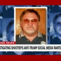 Virginia Shooter Hodgkinson Was 'Never Trump' Fanatic and Devotee of Bernie Sanders
