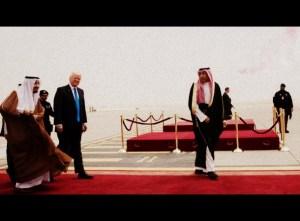 Trump Riyadh