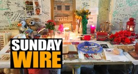 Episode #194 – SUNDAY WIRE: 'After The Fire' with Patrick Henningsen, Mike Robinson and Guests