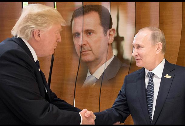1 Trump-Putin Regime Change
