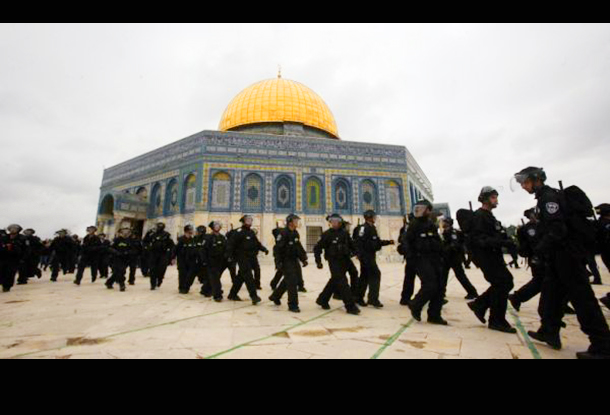 Israel Dismantles Metal Detectors from Key Jerusalem Shrine