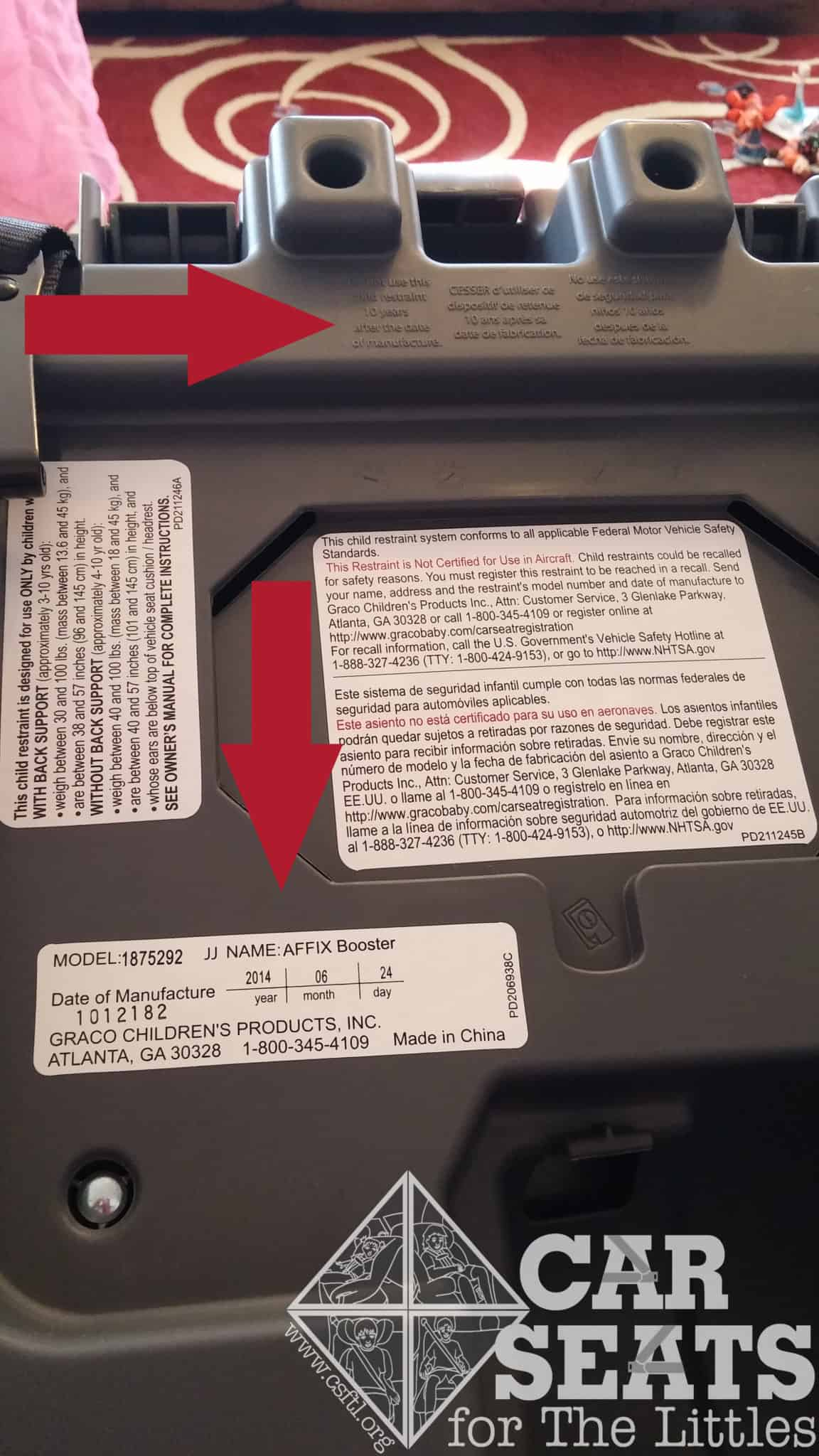 Fullsize Of Why Do Car Seats Expire