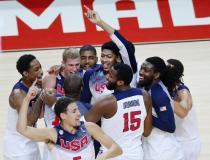 Amerikanët kampion bote në basketboll, triumf ndaj serbisë 129: 92.