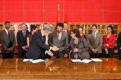 Reforma administrative –territoriale/ Çuçi: Nënshkruam marreveshjen me qeverine italiane me vlere 800 mijë euro