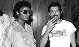 Dueti Freddie Mercury dhe Michael Jackson