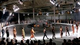 Givenchy ju këshillon: lëkurë dhe tyl në pranverën e 2015-ës