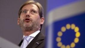 Hahn: S'ka zgjerim të BE-së për 5 vjet