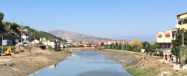 Rama: Lezha po rilind, lumi i Lezhës pa plehra