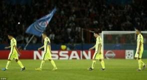 PSG sjell humbjen e parë për Barcelonën e Luis Enrikes