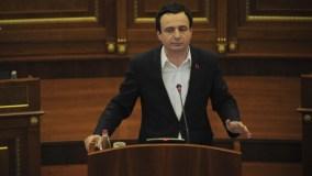 Kurti: Republika e Kosovës është parlamentare dhe ajo organizohet rreth shumicës