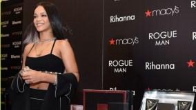 Rihanna nxjerr në treg linjën e re të parfumeve, Rogue Man