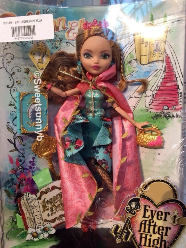 Ever After High EAH Ashlynn Ella Legacy Day