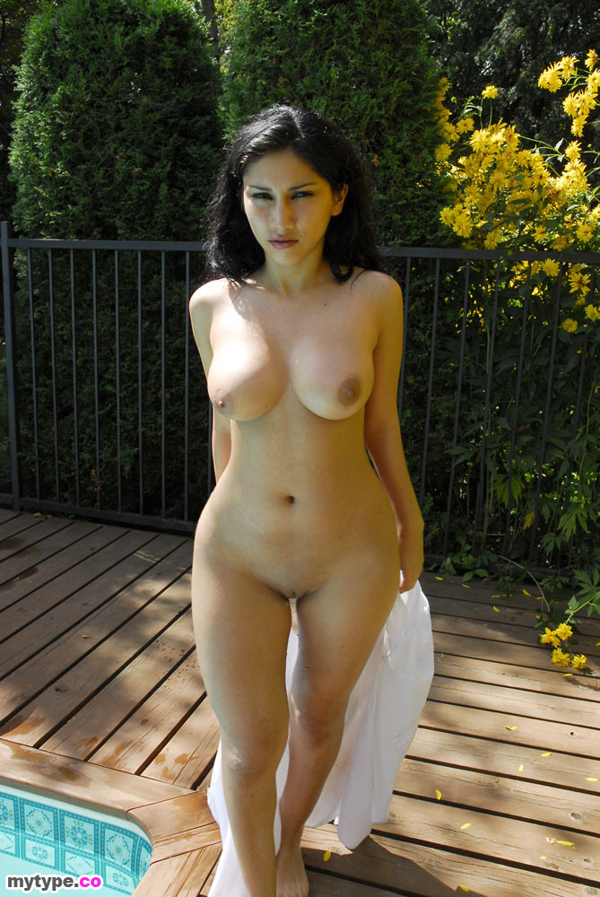 Hairy naked persian women