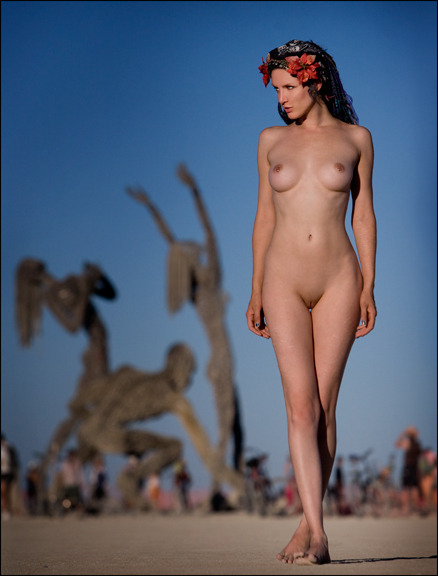 Have Burning rave girls nude
