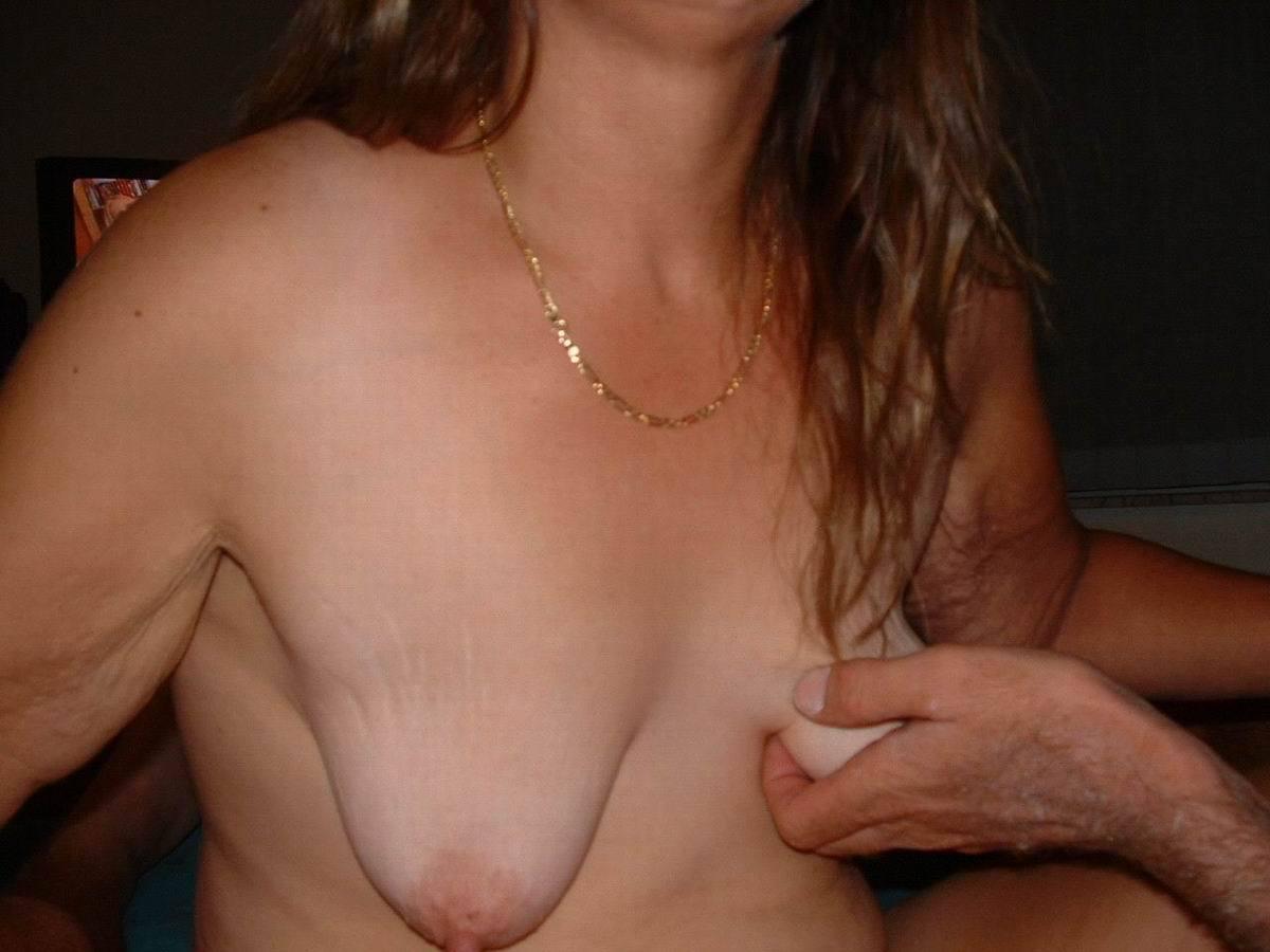 Boring. Beautiful tits with pancake areolas