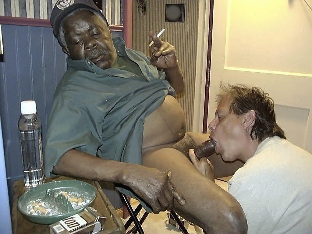 naked homeless black men sex