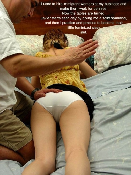 tumblr diaper sissy domination captions
