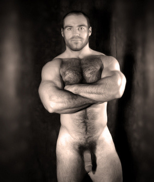 gay bear hairy beefy muscle