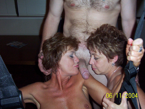mature mom and aunt
