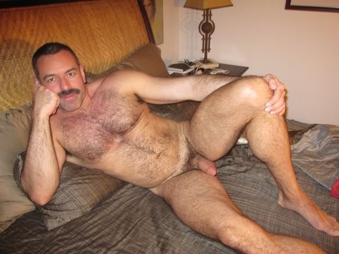 dad and son jerk off