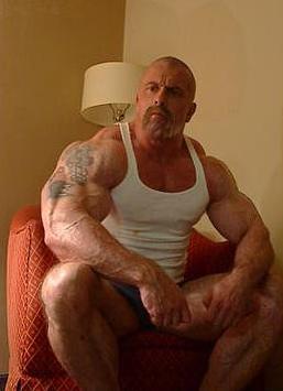 male biceps