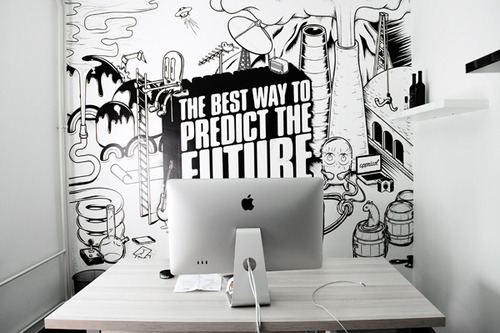 tumblr m5nz876BTo1qkegsbo1 500 Over 50 Cool Office Designs & Workspaces for Inspiration | Part #15