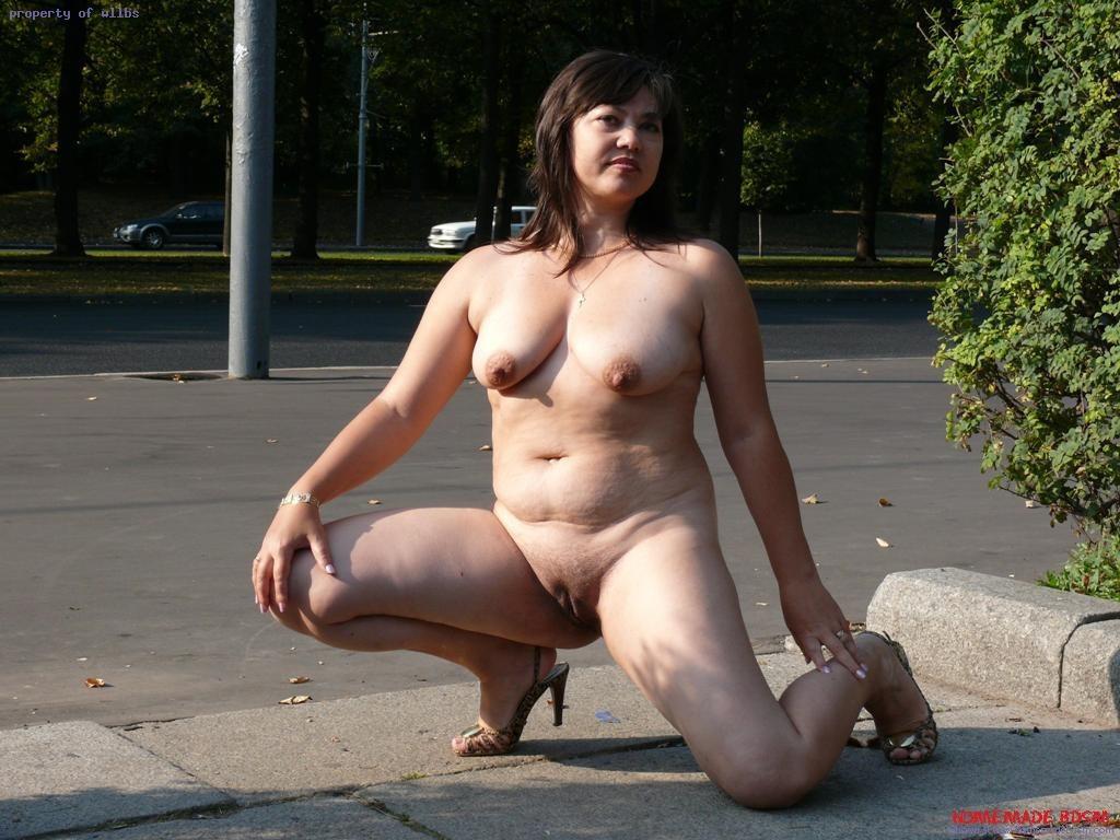 Amateur outdoors nude dares