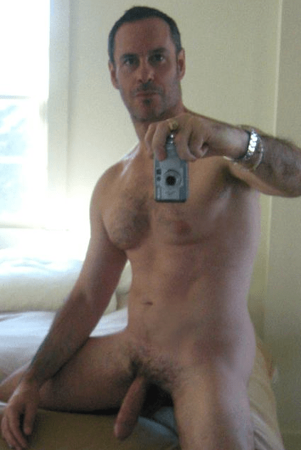 sexy man daddy naked