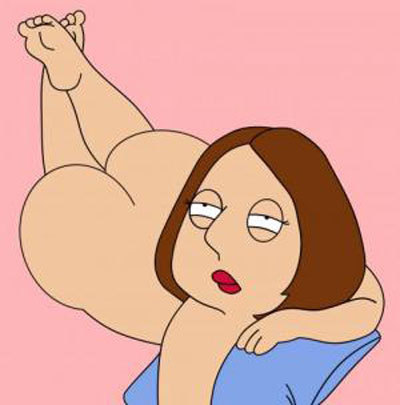 meg griffin ass